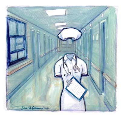nursing shortage research papers