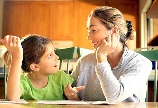 Mother-Daughter Relationship: Overcoming Shyness about ...